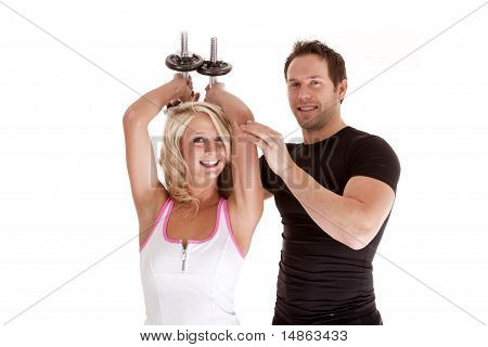 Working Out Trainer