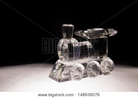 A Toy Can Be Made Of Precious Glass