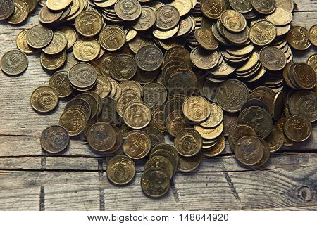 Old Money Of The Soviet Union