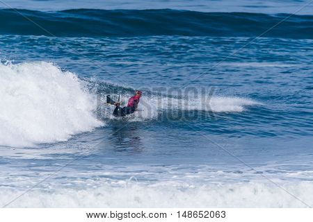 Tanner Mcdaniel (haw) During The Viana Pro