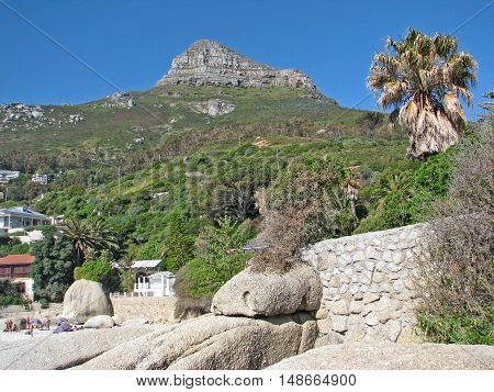Suburb Of  Clifton, Cape Town South Africa 01aa