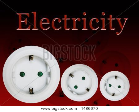 Electricity Wall Outlet
