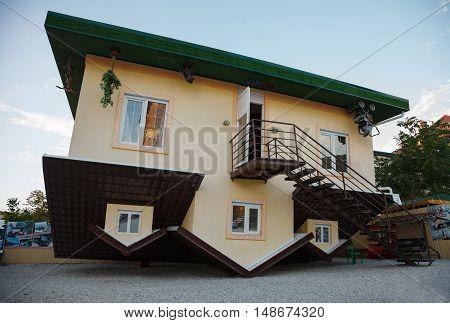 Kabardinka - July 3: Attraction