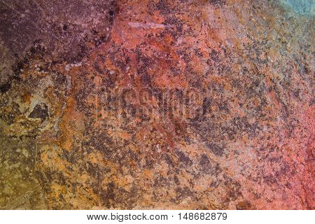 Colorful stone background texture use as backdrop space