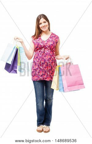 Doing Some Shopping During Pregnancy