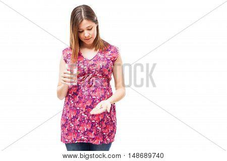 Taking Vitamins During Pregnancy