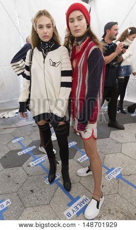 Tommy Hilfiger - Backstage - Fall 2016 Collection - Part 2