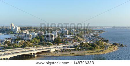 Perth, Australia Skyline