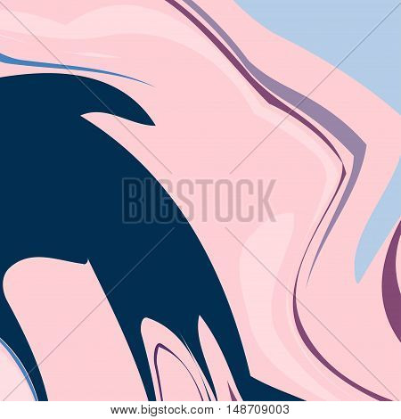 Artistic pink and blue bright energy background. Can be used for brochures, flyers, as web site background etc.