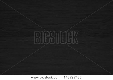 Black Wood Texture Background Blank For Design