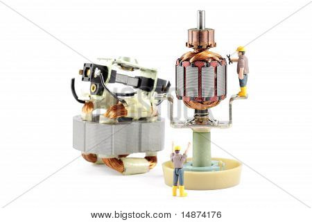 Electric Motor Repair