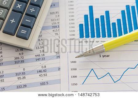 Analysis Chart