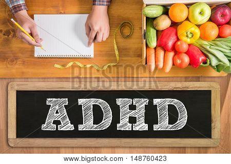 Adhd Concept