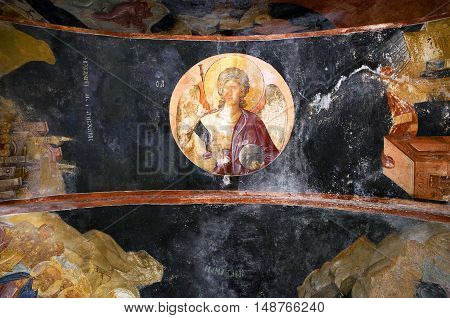 Church Of The Holy Saviour In Chora In Istanbul, Turkey