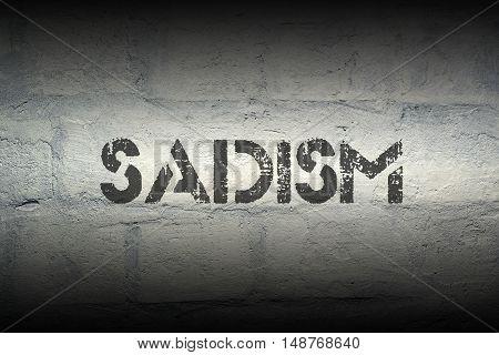 Sadism Word Gr
