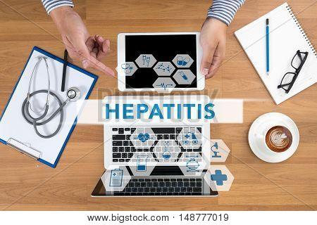 Hepatitis Concept
