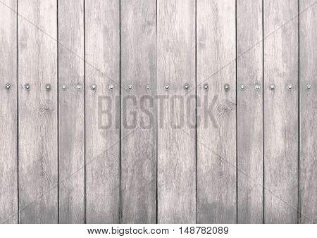 White Wooden Textured Woodgrain Background;