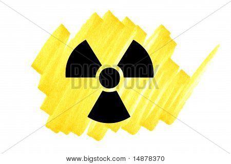 Danger Radioactivity Symbol