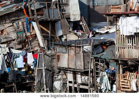 Shanty - Squatter Housing In Asia