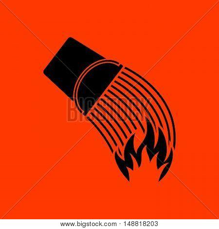 Fire Bucket Icon
