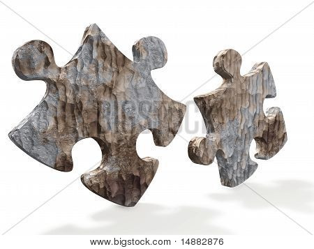 Puzzles From A Stone