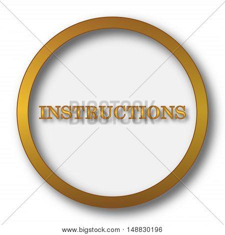Instructions Icon