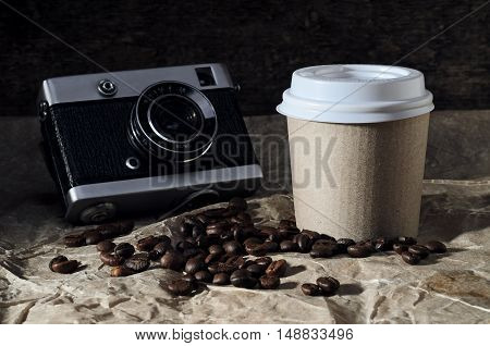 Coffee With Camera