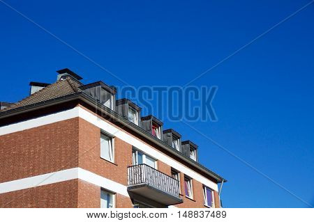 New Construction Apartment With Balcony