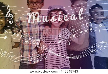 Music Musical Sound Entertainment Fun Concept