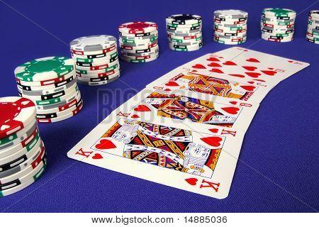 Winner cards