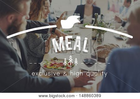 Meal Meals Dining Drinking Eating Food Organic Concept