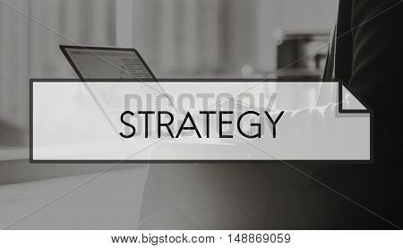 Strategy  Objectives Aims Planning Concept