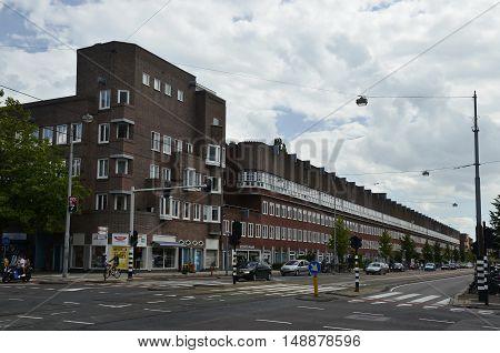 The Wijdeveld Building