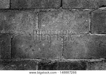 The red bricks. Wall of bricks. Texture of brick wall. The background of bricks