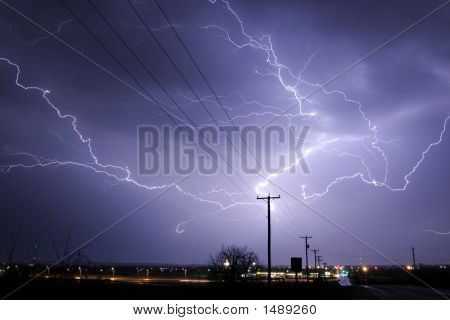 lightning weather