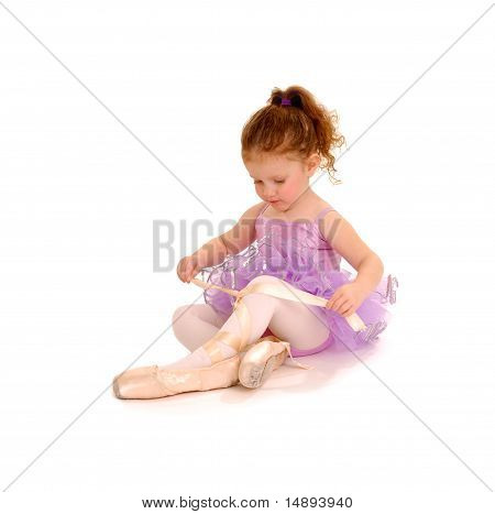Tiny Ballet Dancer