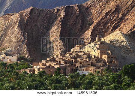 Abandoned Village Birkat Al-mawz