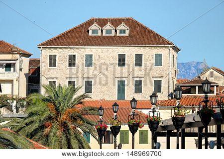 Herceg Novi Old Town Stari Grad, Montenegro