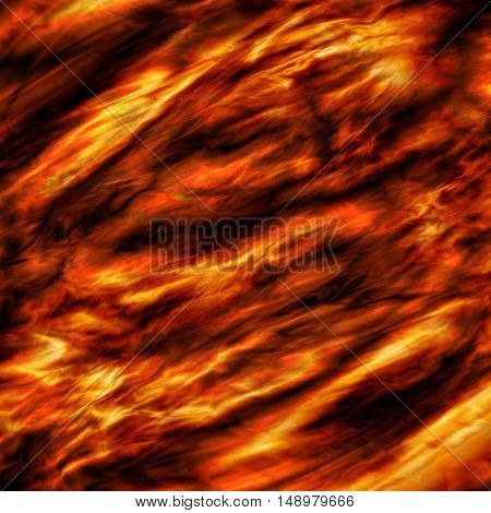 Vector fire background. Flame. Volcanic lava. Vector EPS 10