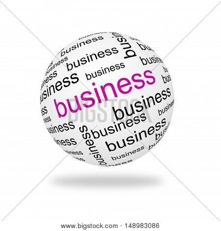 3D Sphere Business