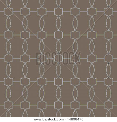 seamless moroccan tile pattern