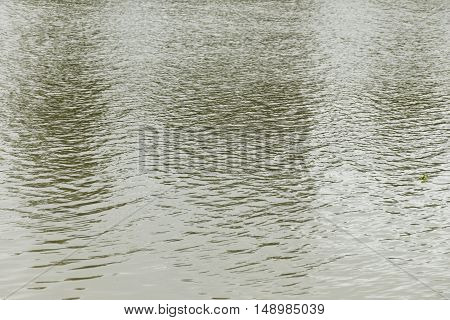 Brown Texture Water Background. Abstract Dirty Environment.