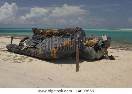 Cuban Refugee Boats