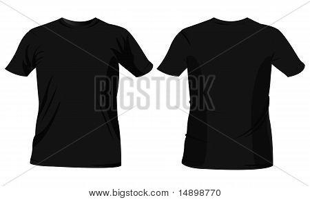 camiseta, plantillas de t-shirt