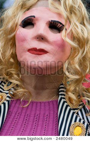Woman Mask