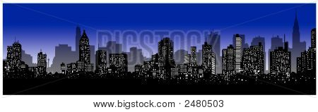 Skyline : Vector