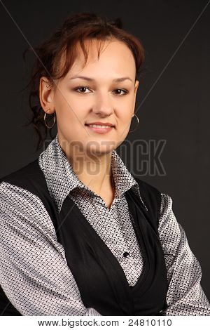 Girl's Classic Portrait