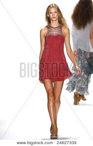 Rebecca Minkoff - Runway - Spring/Summer 2012 Collection - New York