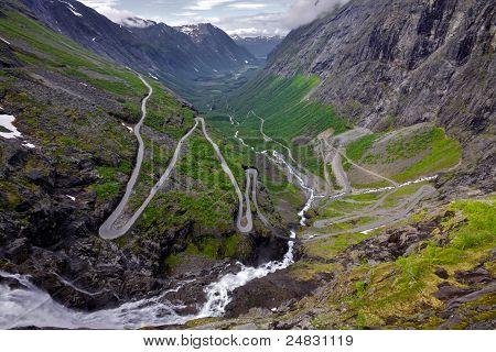 Trollstigen Pass, Norway