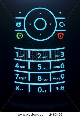Phone Keyboard